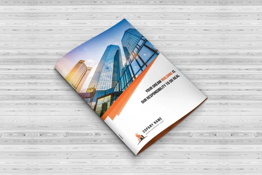 High Quality Construction Brochures