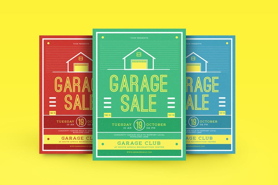 House Sale Flyer Template