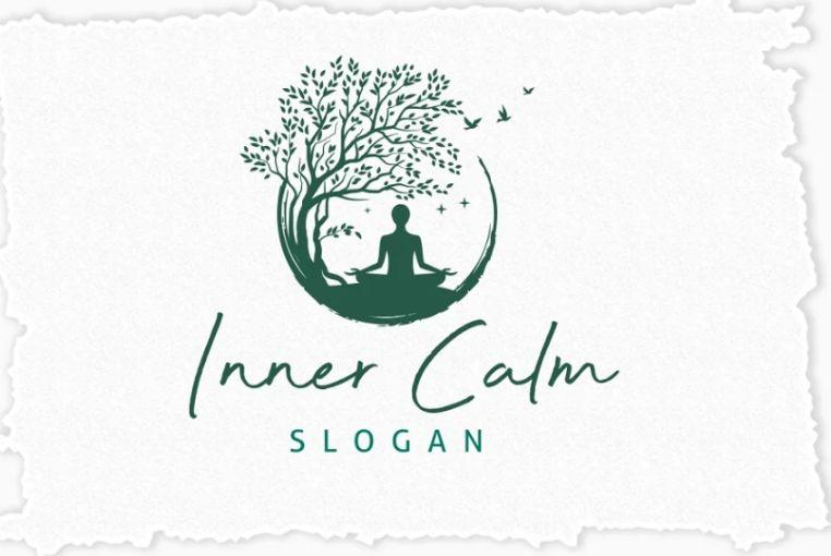 Inner Calm Logo Designs