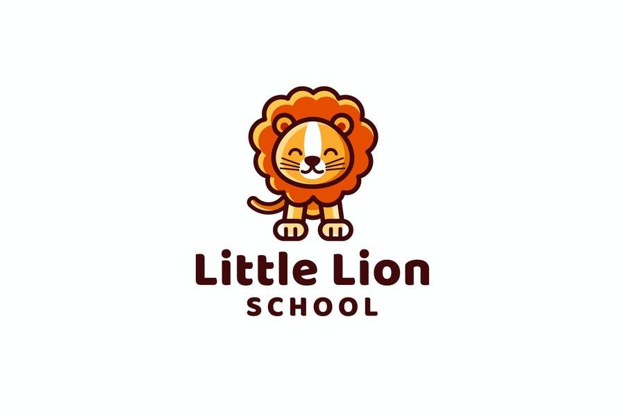 Kids School Logo Template