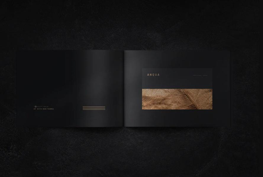 Landscape Architecture Brochure Template