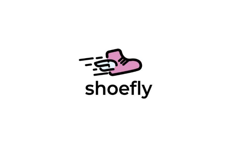 Layered Shoe Logo Designs