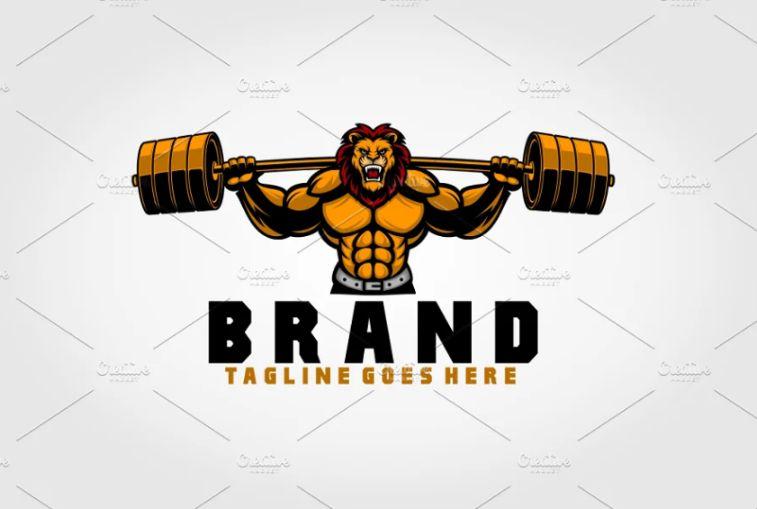 21+ Best Fitness Logo Design for Gym Branding