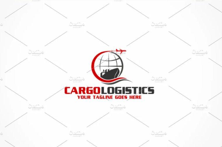 Logistic Branding Logo Design