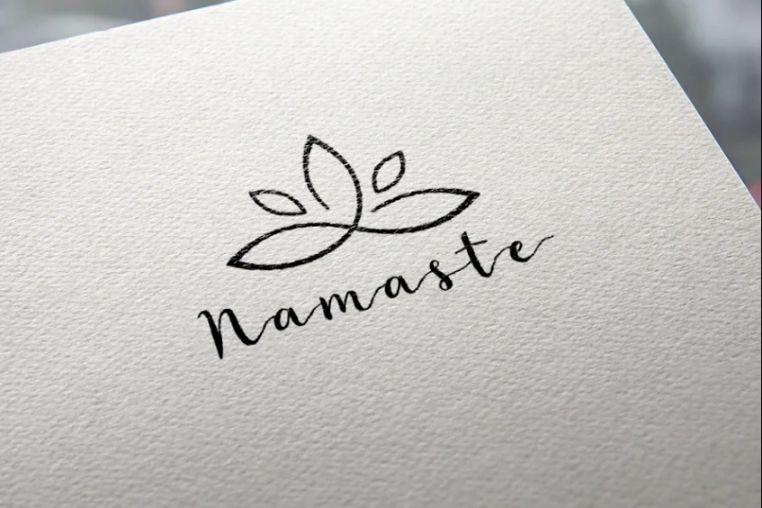 Lotus Style Yoga Logo