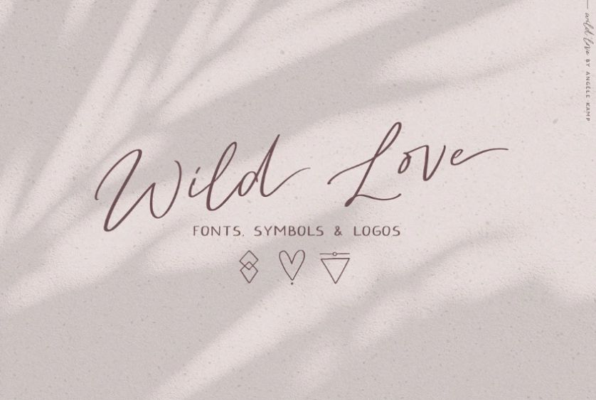 Luxury Products Logo Fonts