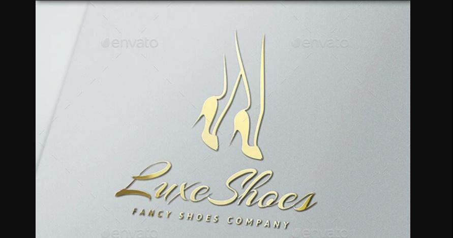 Luxury Shoe Logo
