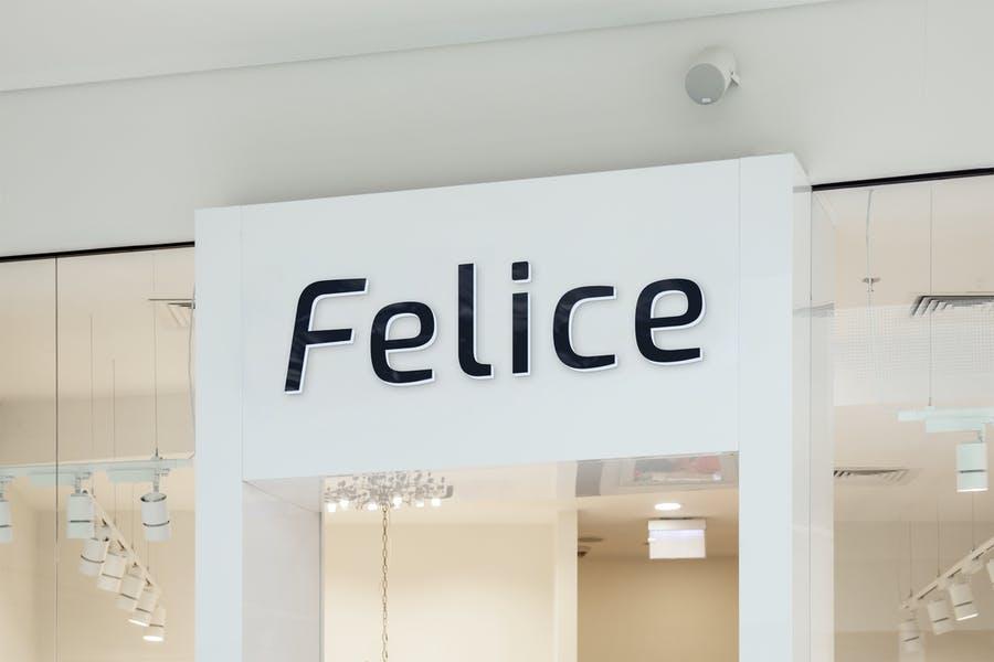 Luxury Storefront Branding PSD