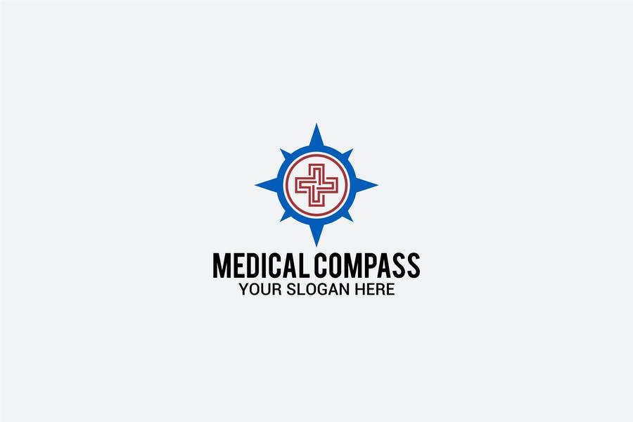 Medical Compass Logo Idea