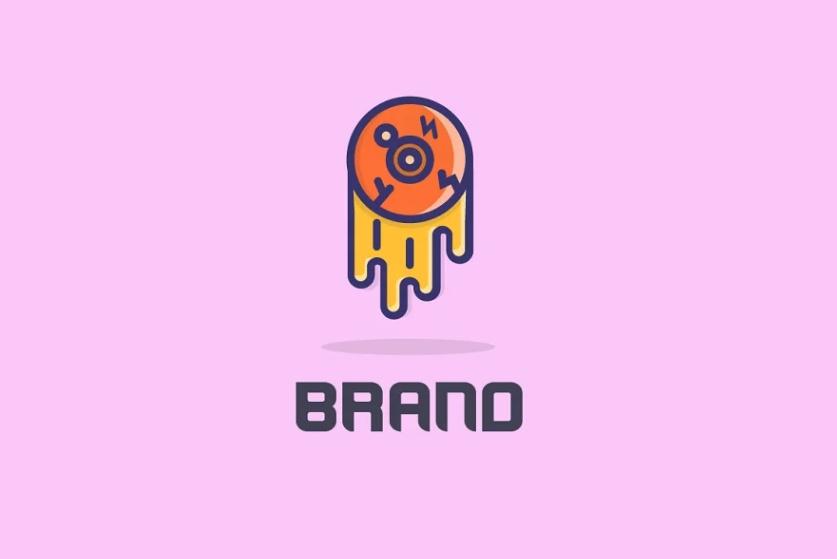 Minimal Illustration Logo Design