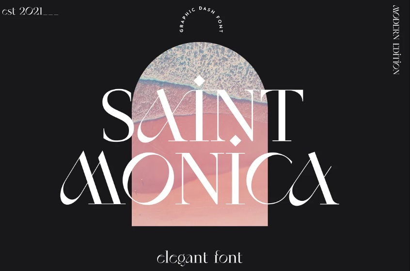 Minimal and Chic Style Fonts