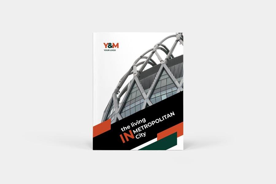 Modern Architecture Promotion Brochure