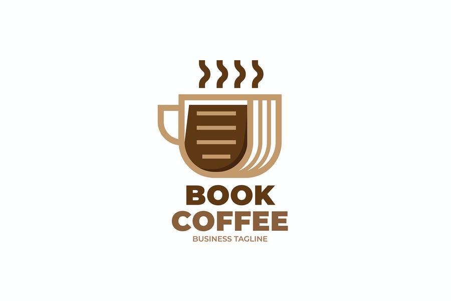 Modern Coffee Book Logo