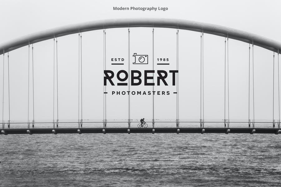Modern Photography Identity Template