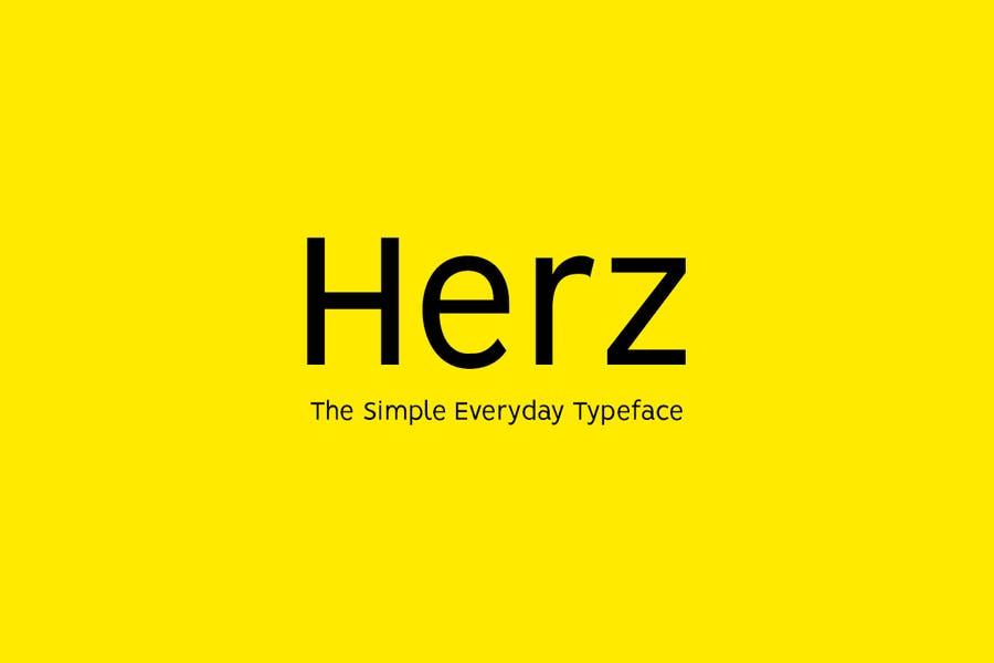 Modern San Serif Display Fonts