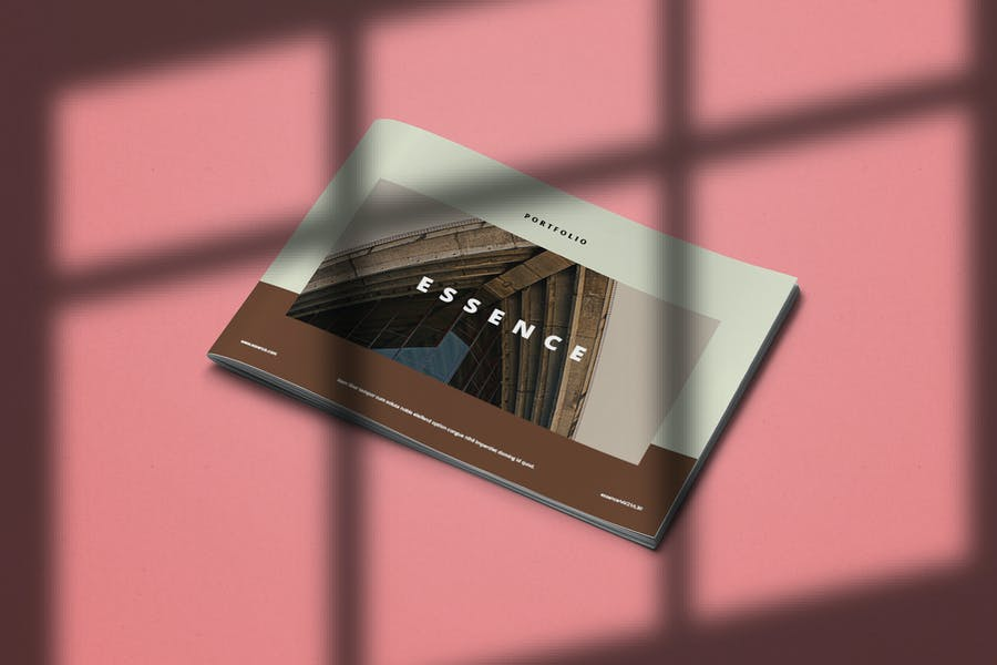 Modern and Clean Architecture Brochure