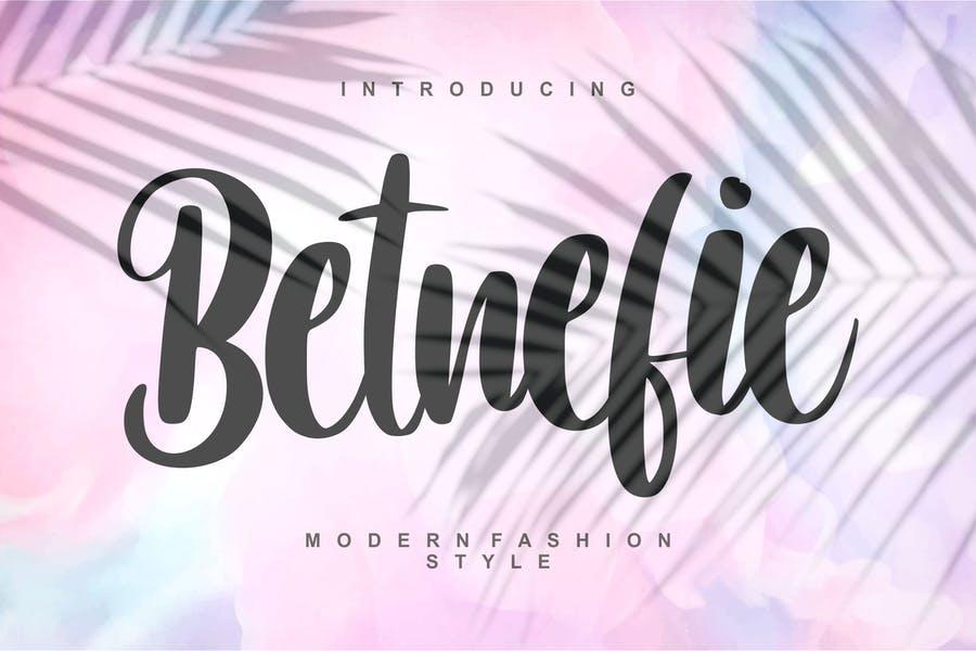 Modern fashion Style Fonts