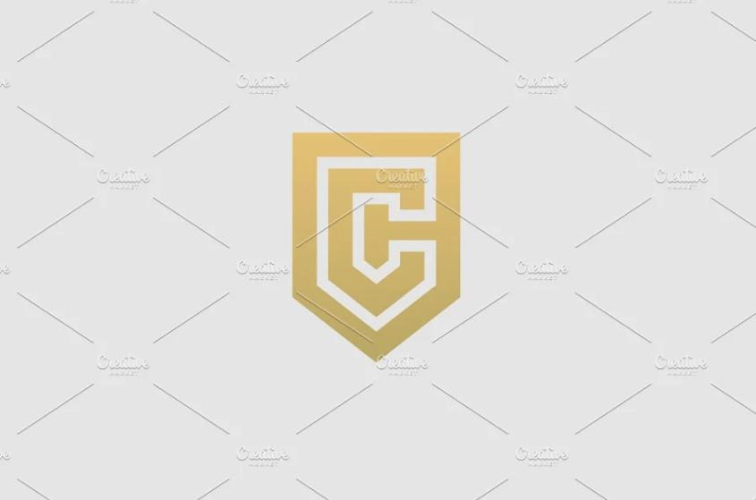 Monogram Logo Design Idea