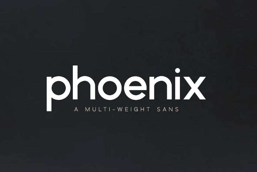 Multi Weight Gotham Typeface