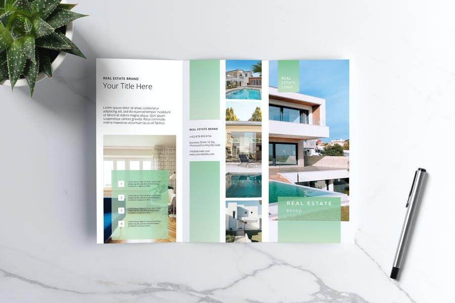 Multipurpose Real Estate Brochure Templates