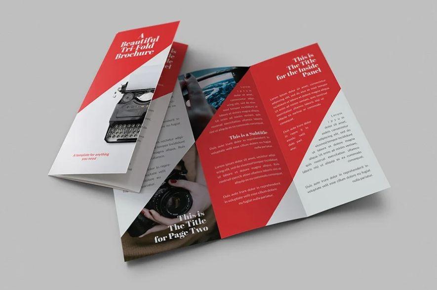Multipurpose Tri Fold Brochures