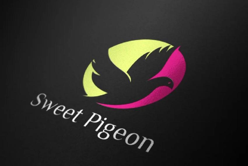 Peace Dove Logo Design