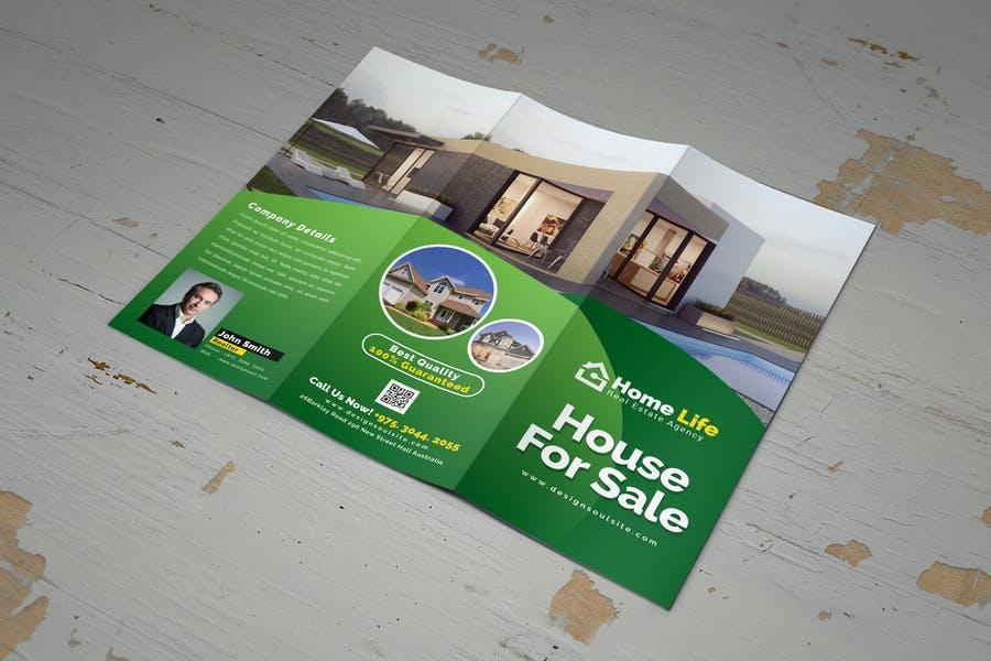 Printable Real Estate Brochure Template