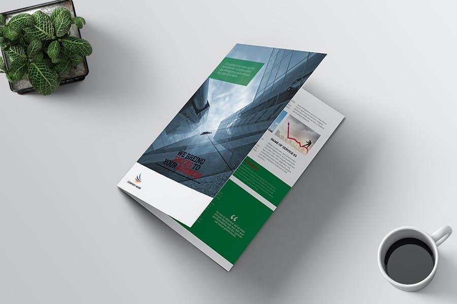 Printable Tri Fold Brochure Design