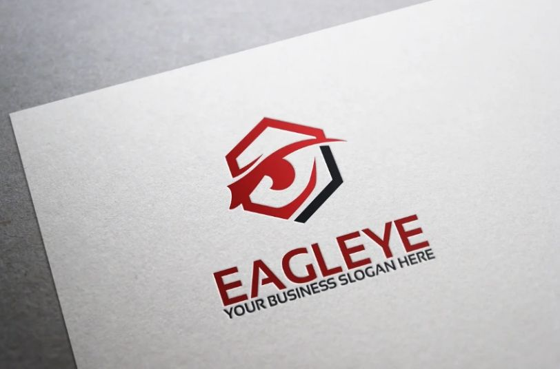 Professional Eagle Logo Template