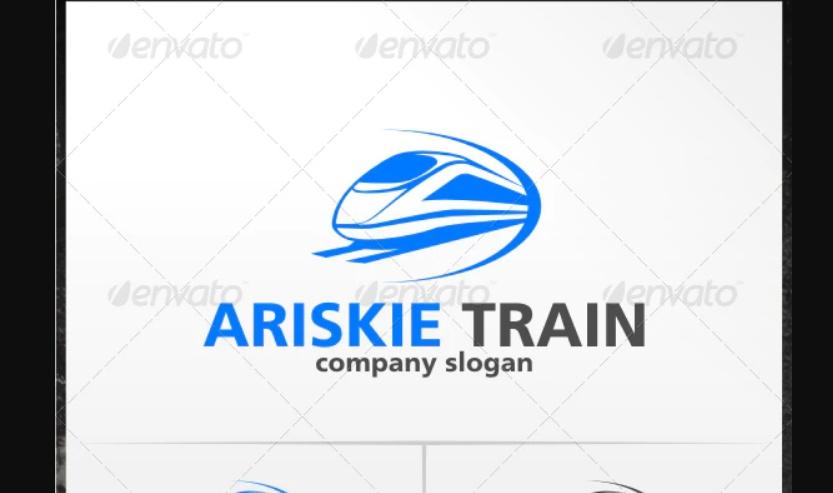 Professional Train Logo Idea