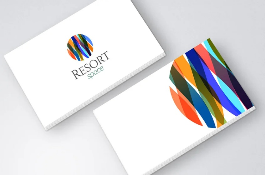 Resort and Spa Logo Template