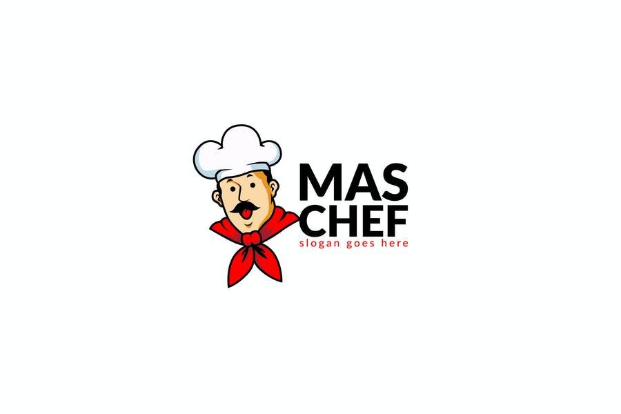 Restaurant Chef Logo Idea