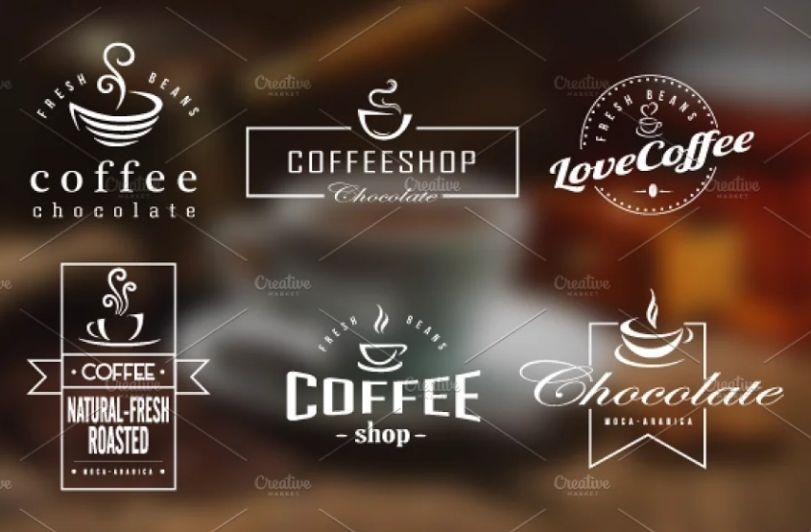 Retro Coffee Branding Templates