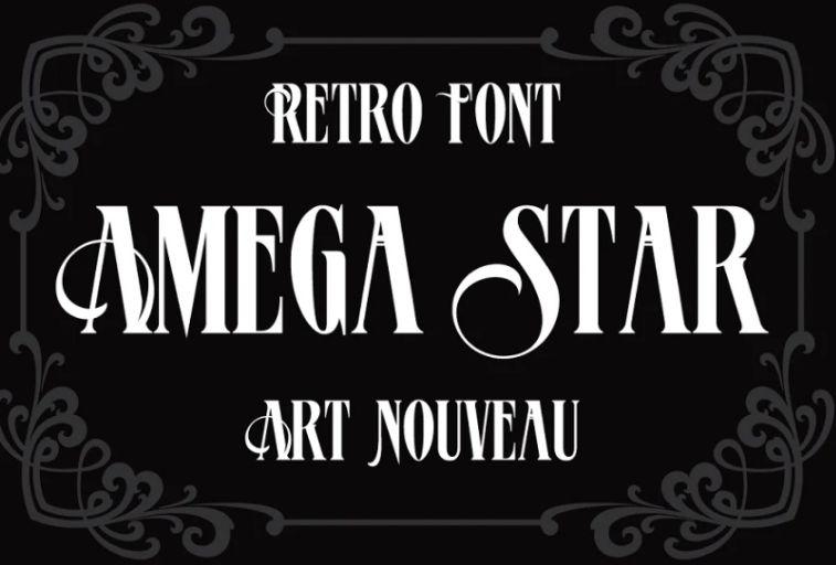 Retro Fashion Fonts