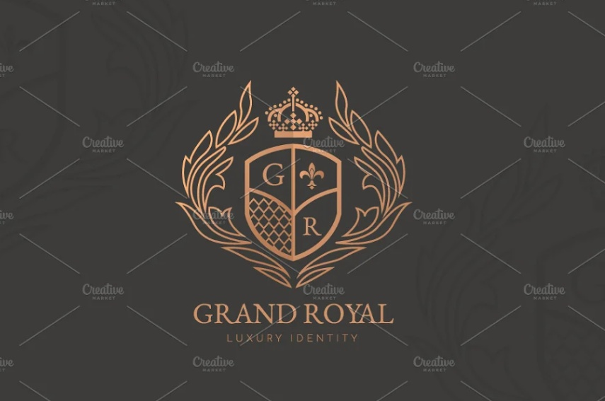 Royal Luxury Logo Design