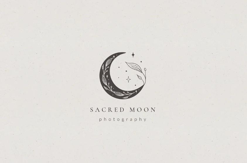SWacred Moon Logo Kit