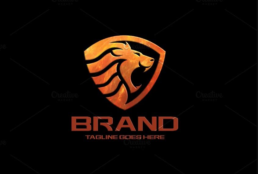 Shield Logo Idea for Companies