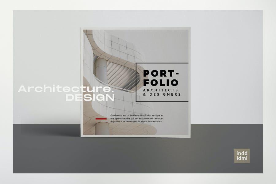 Stylish Architecture Brochures