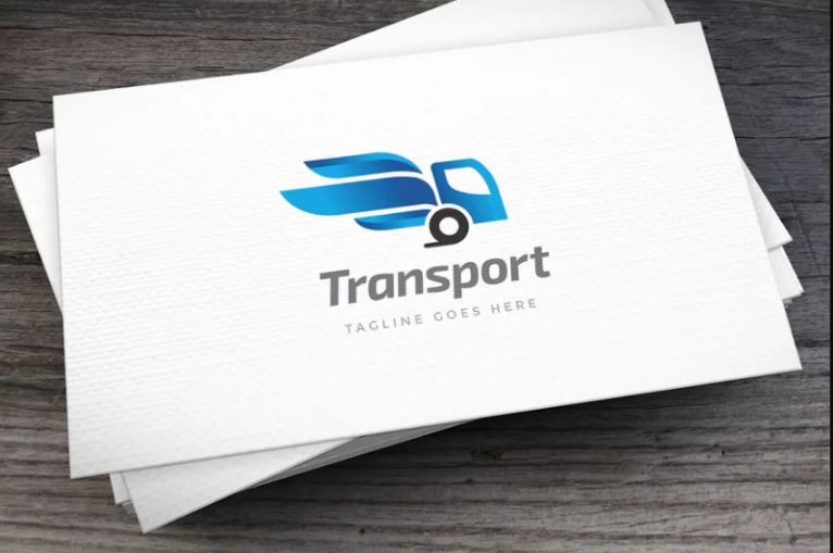 Stylish Cargo Logo Template