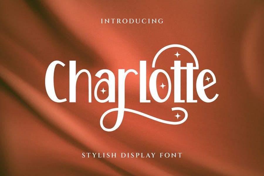 Stylish Display Fonts