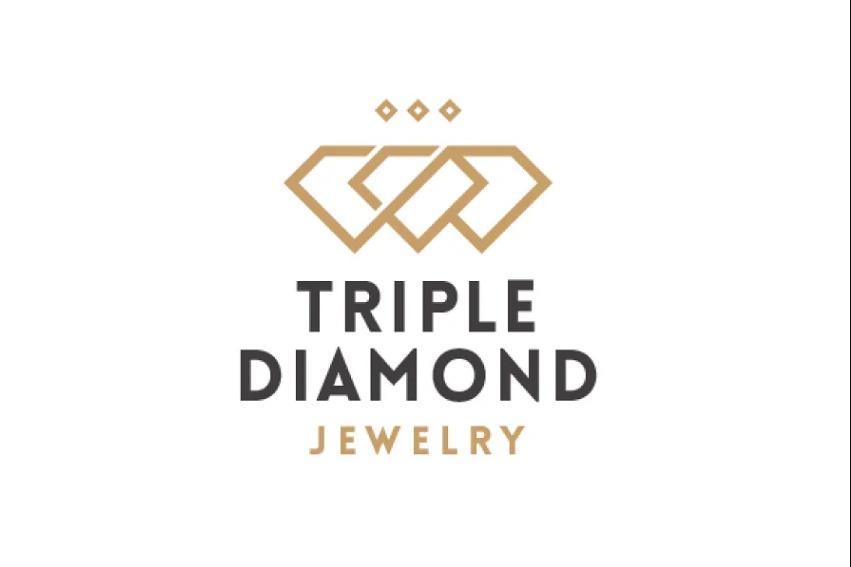 Tripple Diamond Logo Design