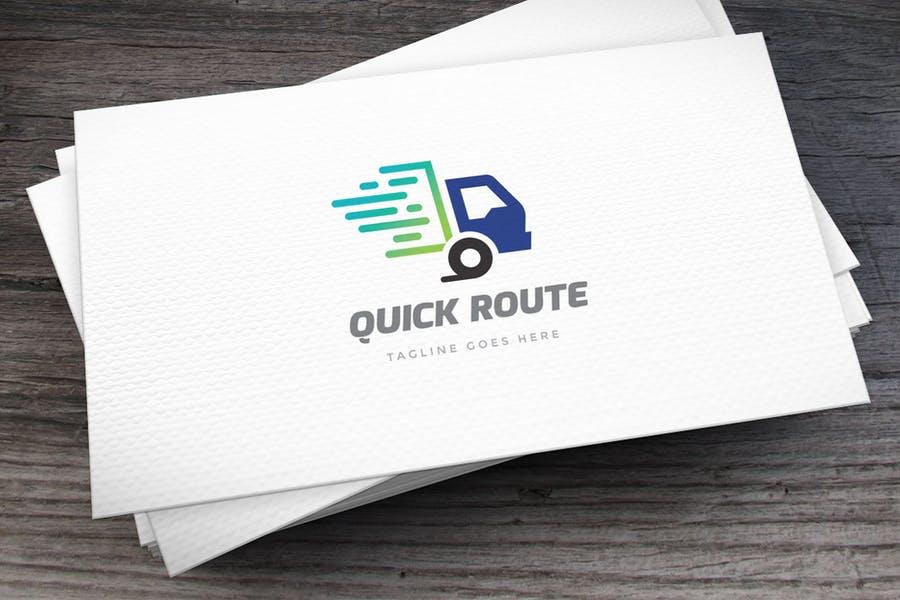 Versatile Cargo Logo Design