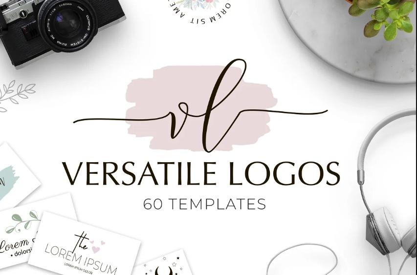 Versatile Logo Identity Templates