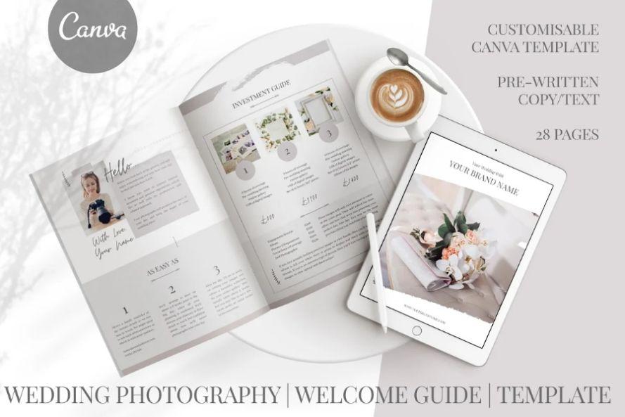 Wedding Guide Templates