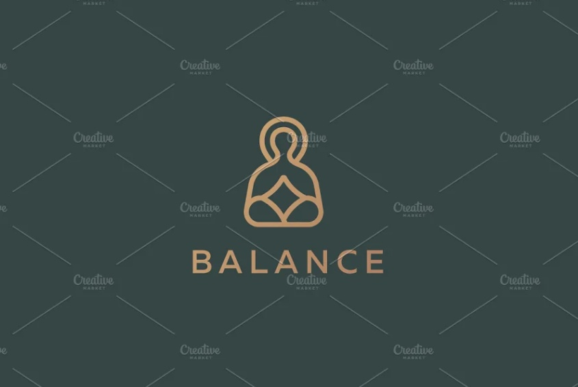21+ Best Yoga Logo Design Template Download