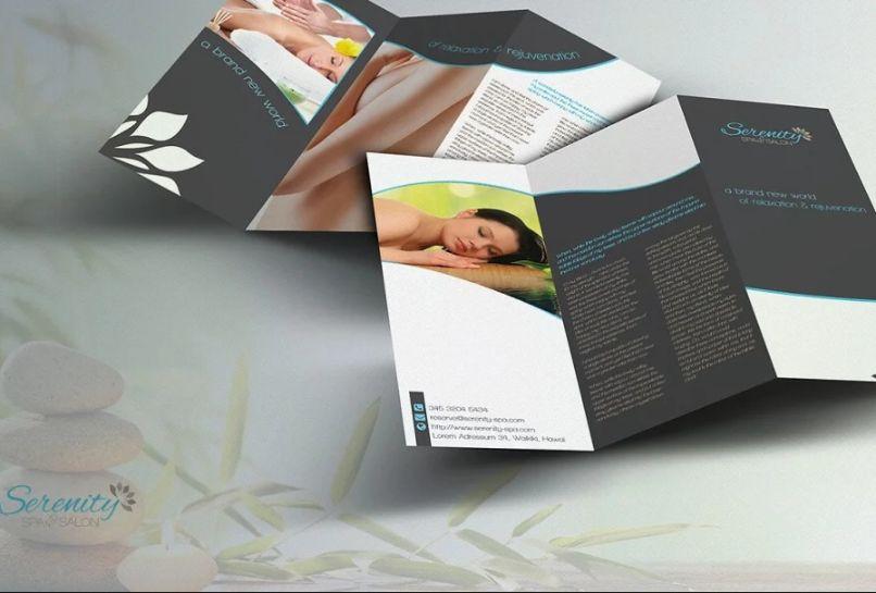 Wellness Flyer Template PSD