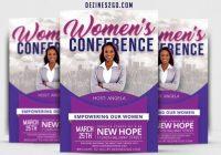 Women's Flyer Templates