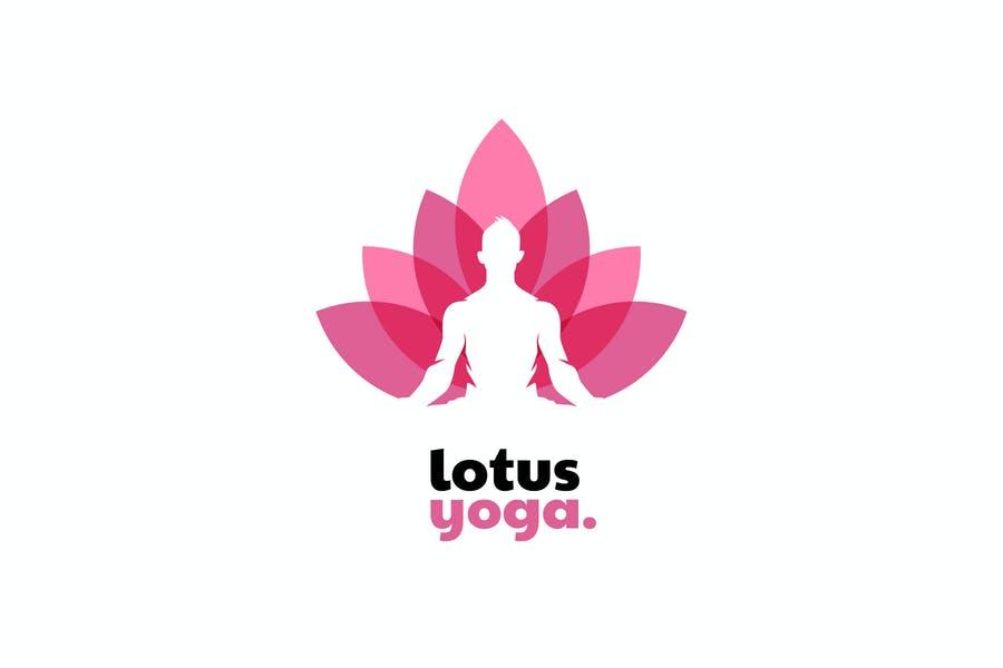 Yoga Mascot Logotypes