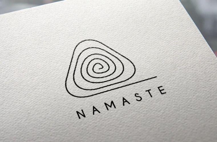 Yoga Vector Logotype