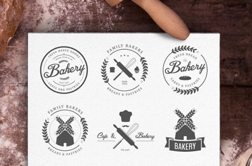 bakery Logos Bundle